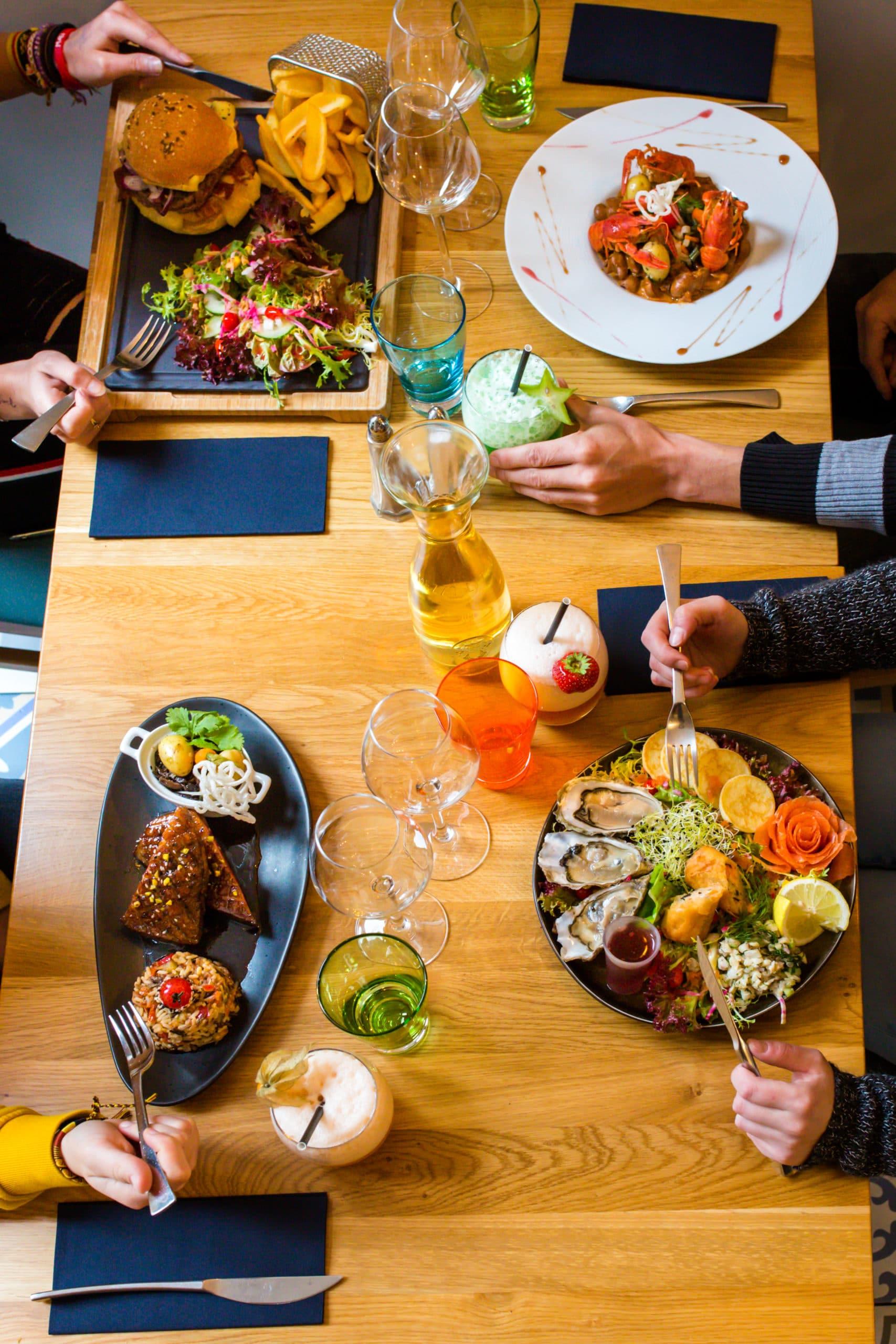 restaurant-cherbourg-l-antidote-menu-groupe ©mathildemochon
