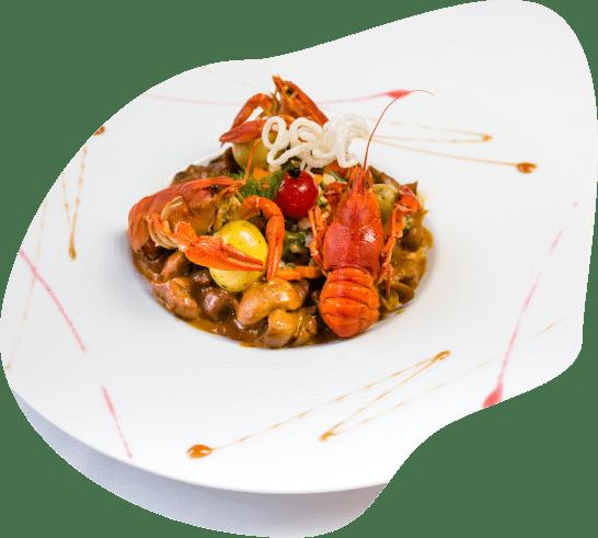 restaurant-cherbourg-l-antidote-plat-crustaces ©mathildemochon