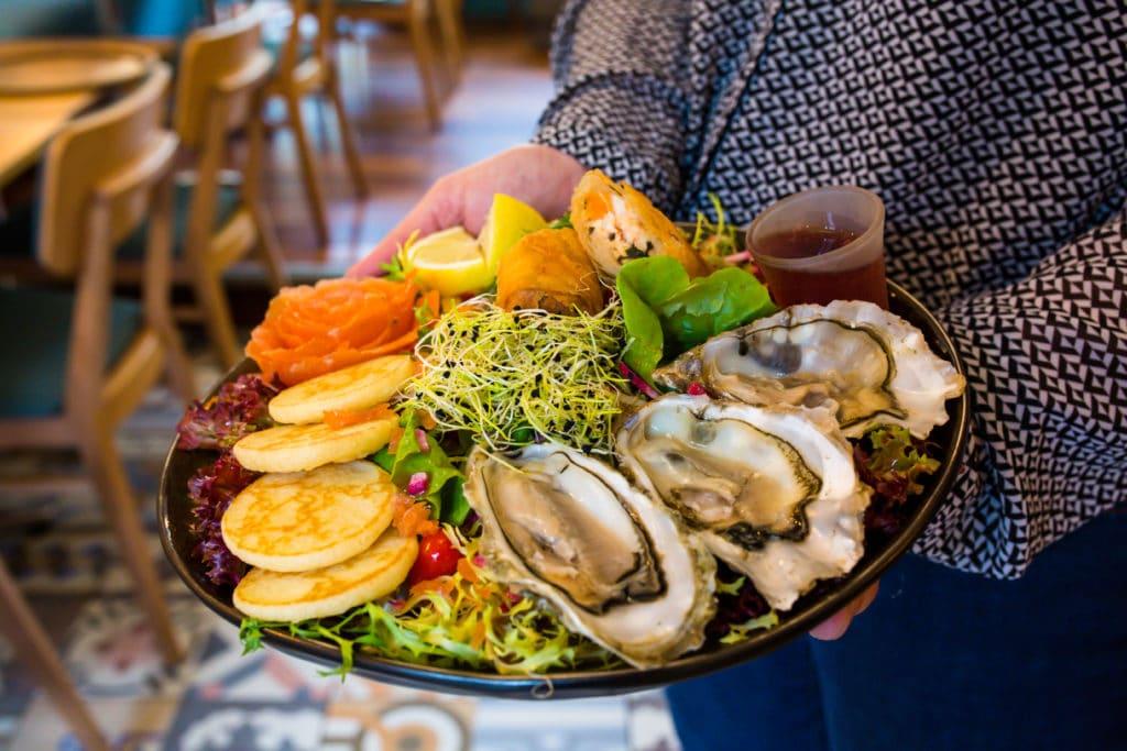 restaurant-cherbourg-pas-cher-l-antidote-plat-poissons-crustaces ©mathildemochon
